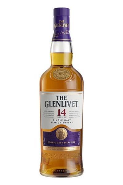 Glenlivet 14yr Cognac Cask