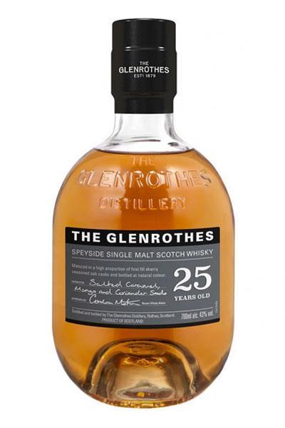 Glenrothes Speyside 25Yr
