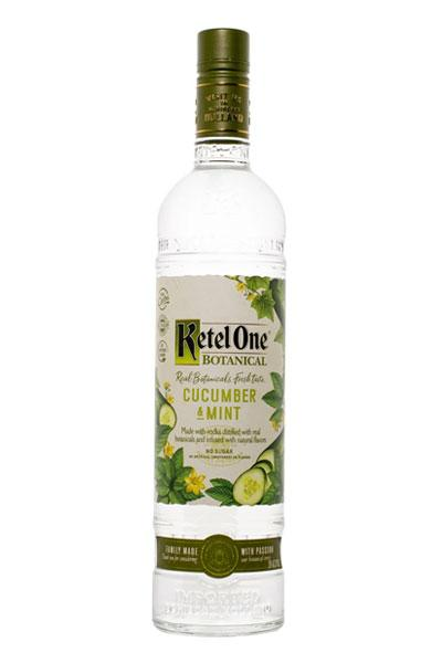 Ketel One Cucumber Mint