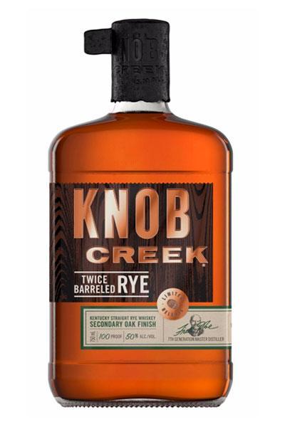 Knob Creek Double Barrel Rye