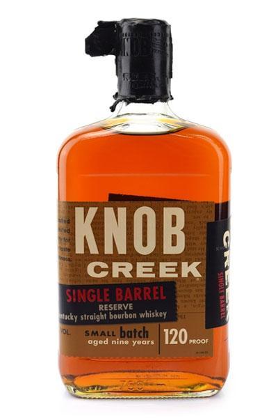 Knob Creek Single Barrel Rsv