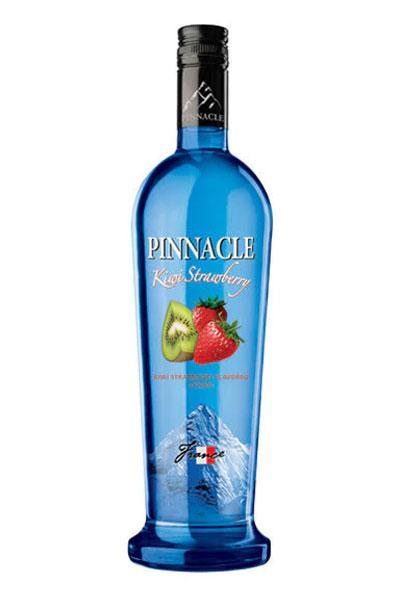 Pinnacle Fla Kiwi Strawberry Vodka