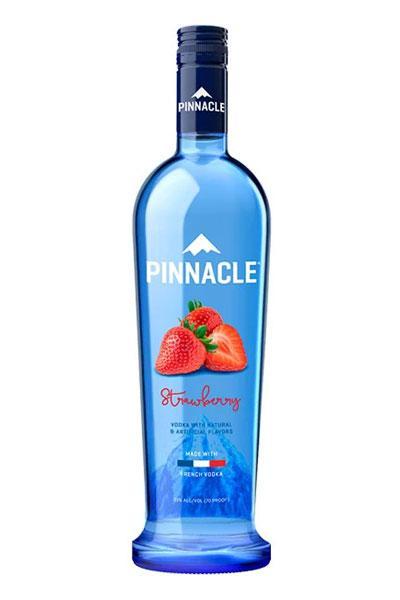Pinnacle Fla Strawberry Vodka