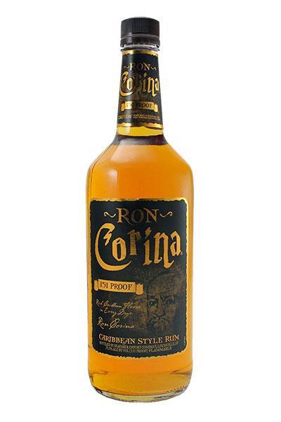 Ron Corina Gold Rum