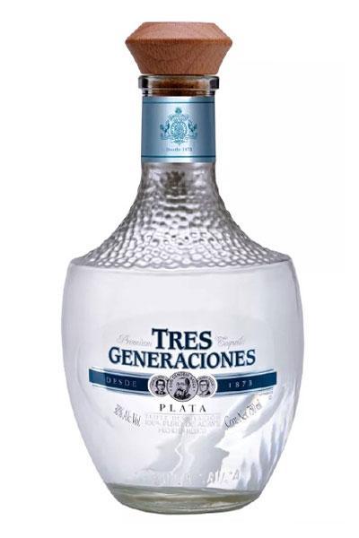 Sauza Tres Generaciones Silver