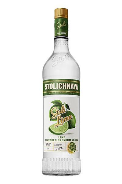 Stolichnaya Lime Vodka