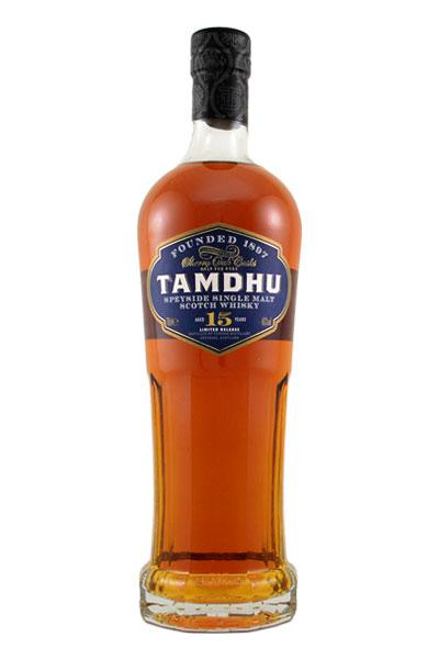 Tamdhu Single Malt 15yrs