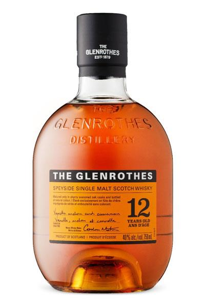 The Glenrothes 12 yr Single Malt Scotch Whiskey