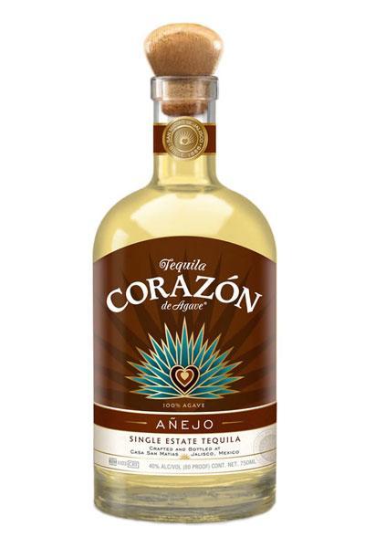 Corazon Tequila Añejo