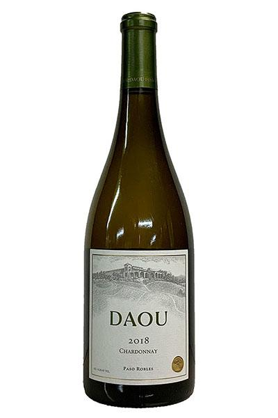 Daou Chardonnay Paso Roble (2018)