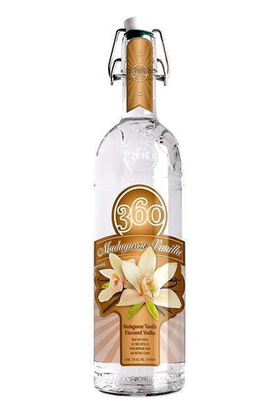 360 Madagascar Vanilla Vodka