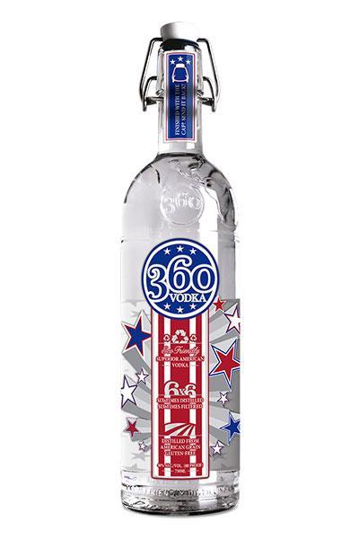360 Patriot Vodka