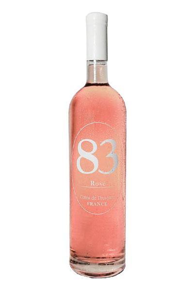 83 Rose Vin De Provence