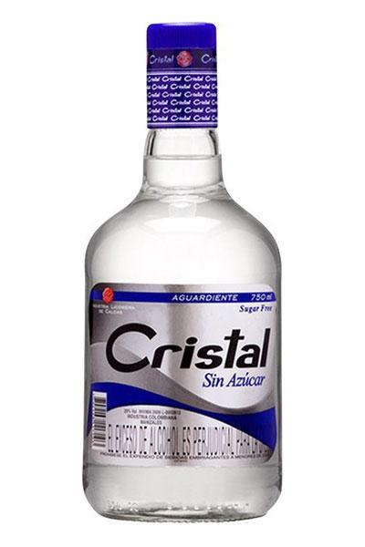 Aguardiente Cristal Sin Azúcar