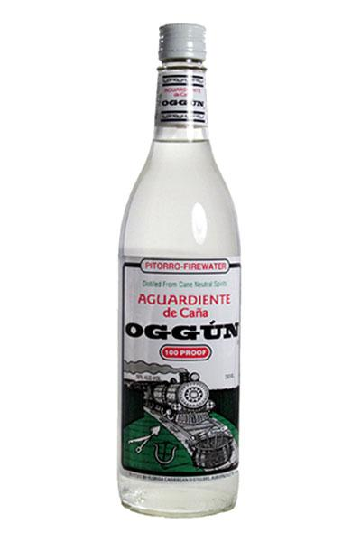 Aguardiente Oggun 100 Proof