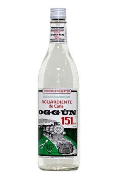Aguardiente Oggun 151 Proof