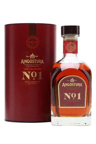 Angostura cask collection #1