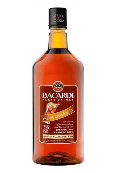 Bacardi Long Island Iced Tea