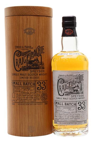 Craigellachie 33 years
