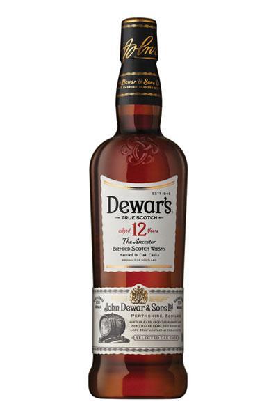 Dewar's 12 Year