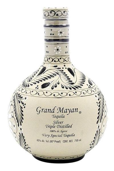 Grand Mayan Silver