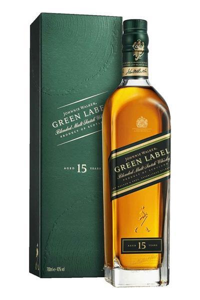 Johnnie Walker 15 Years Green Label