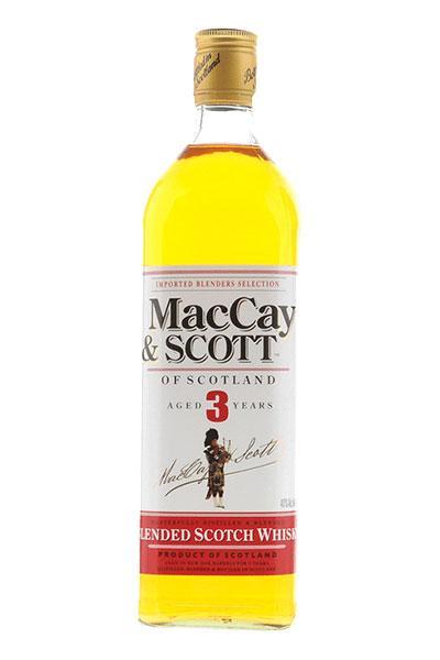 Maccay & Scott Scotch