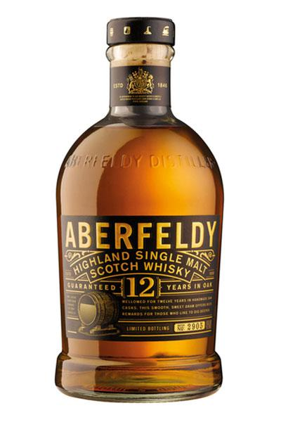 Aberfeldy 12 years Single Malt