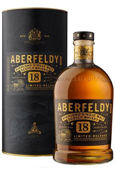 Aberfeldy 18yr Limited Release