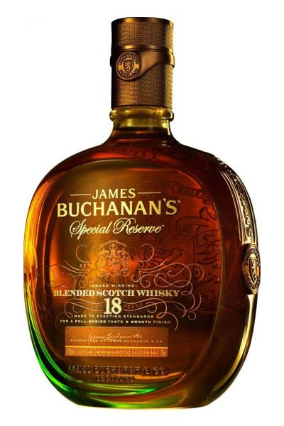 Buchanans 18 years