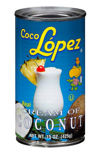 Coco Lopez - Cream of Coconut 15oz