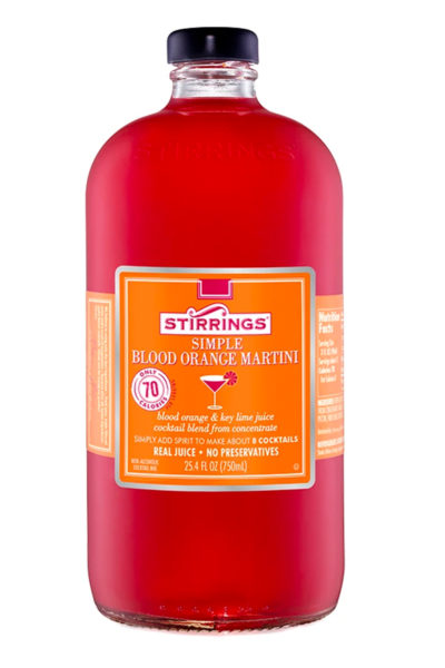 Stirrings - Blood Orange Mix 750ml