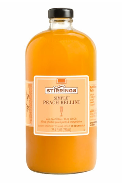 Stirrings - Peach Belini Mix