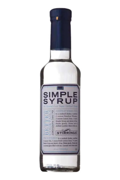 Stirrings - Simple Syrup