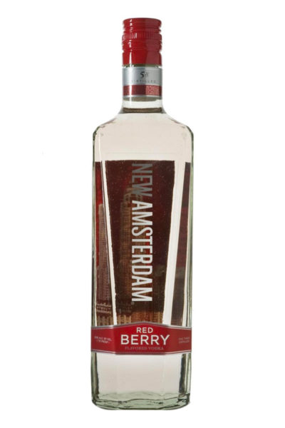new amsterdam 750 red berry