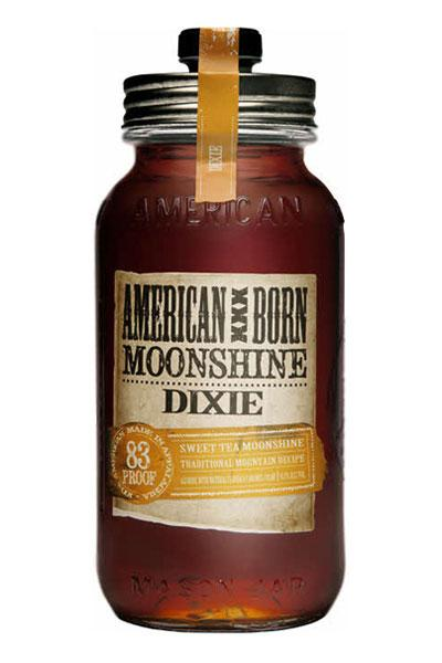 American Born Dixie Tea Moonshine