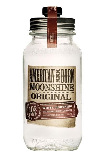 American Born Original Moonshine
