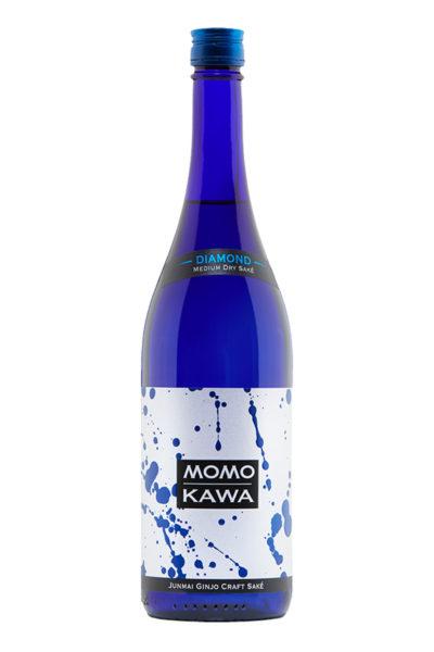 Momo Kawa Diamond sake