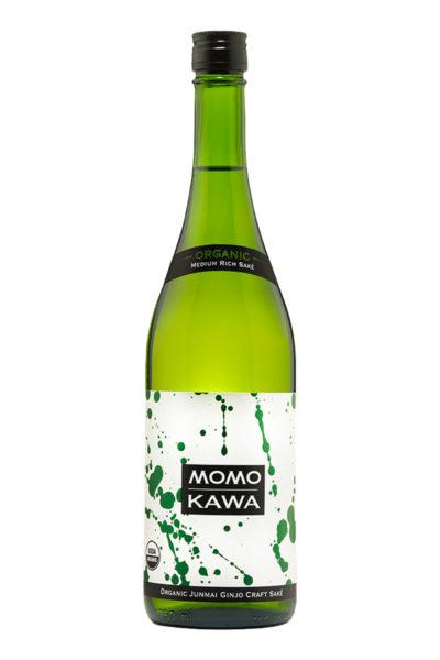 Momo Kawa Organic Junmai