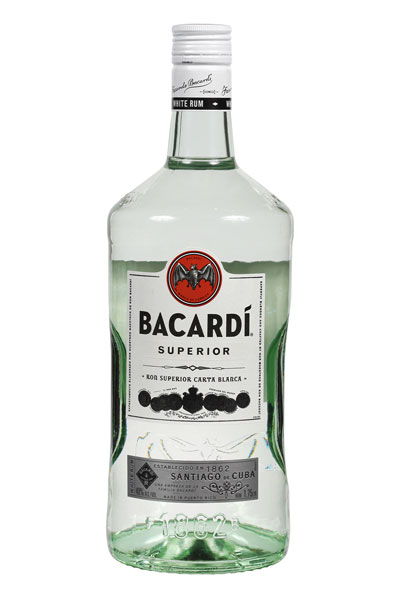 Bacardi Light 1.75Lt