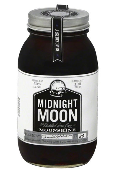 Midnight Moon - Blackberry Moonshine