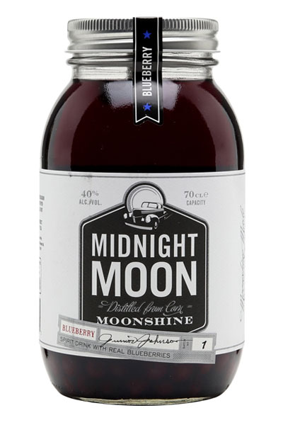 Midnight Moon - Blueberry Moonshine