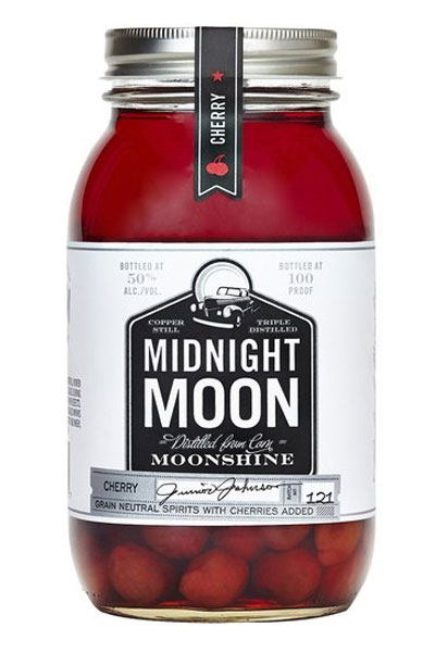 Midnight Moon - Cherry Moonshine