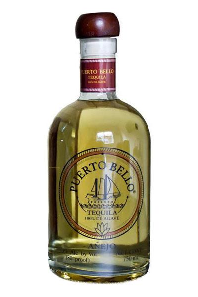 Puerto Bello Tequila Reposado