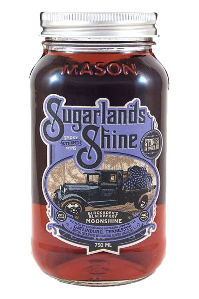 Sugarlands Shine - Blackberry Moonshine