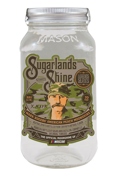 Sugarlands Shine - Peach Moonshine