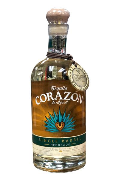 Corazon Tequila Reposado Checkers