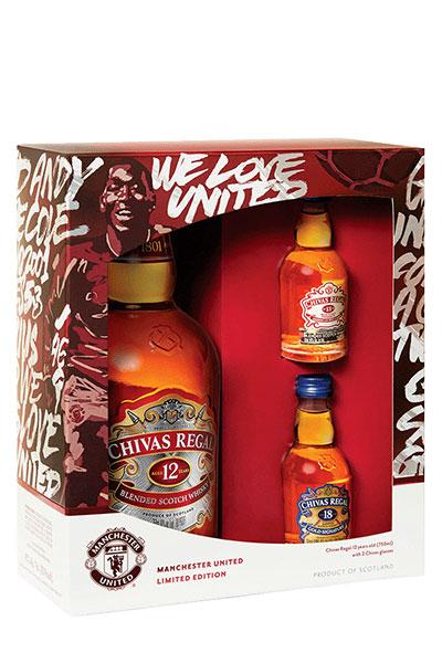 Chivas Regal 750ml Gift set