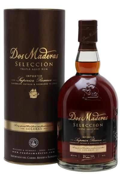 Dos Maderas Rum Selecion