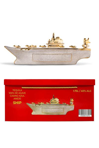 Casino Azul Ship Añejo